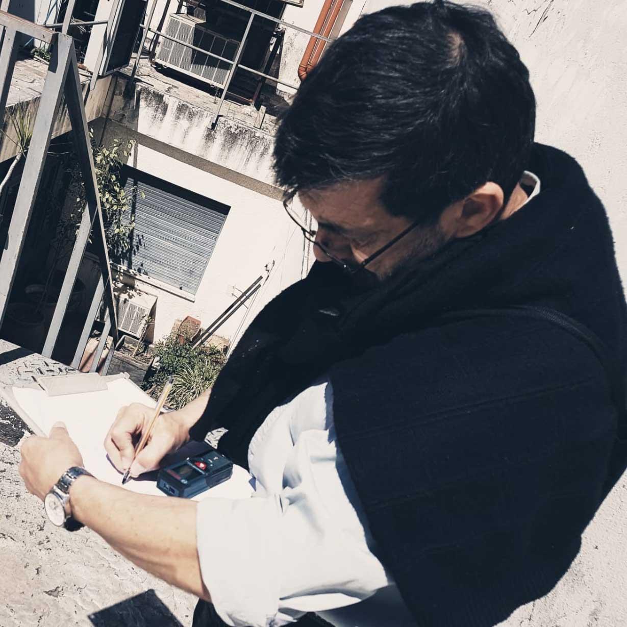 Estudio de Agrimensura Buffarini - planimetría-Carlos-Giorgis